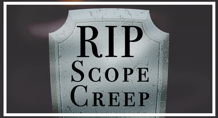 How to stop scope creep in your digital agency