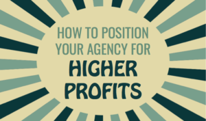 Creative marketing agency brand positioning