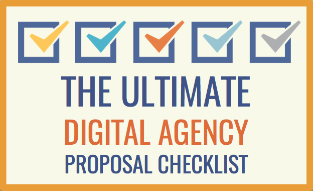 The Ultimate Digital Agency Proposal Checklist