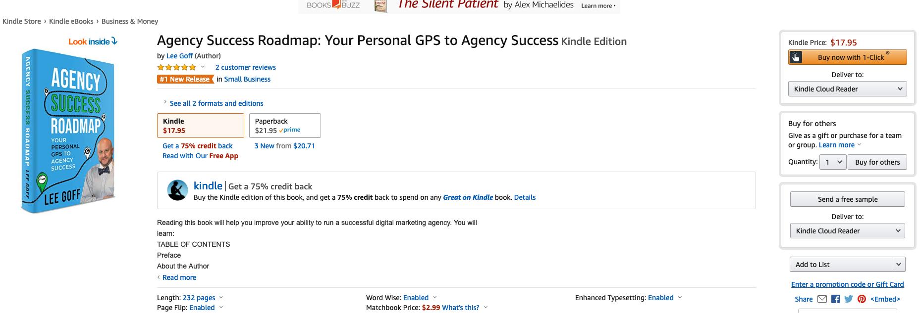 Amazon New Release