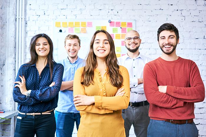 creative agency leadership team