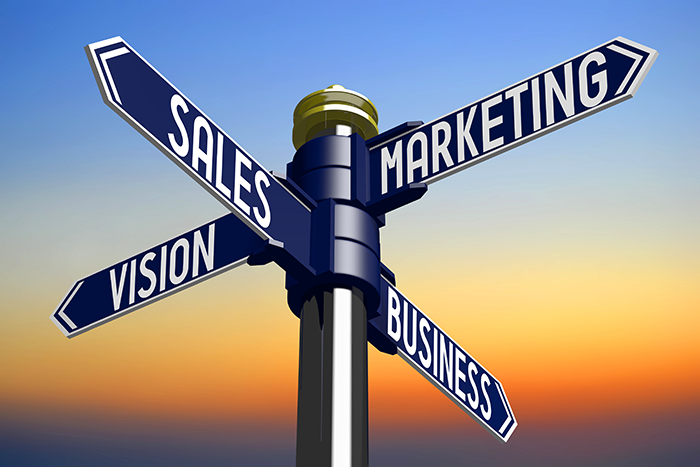 sales and marketing for marketing agency