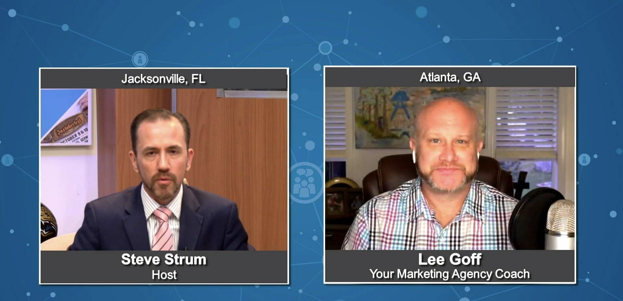 Marketing Buzz with Lee Goff from Your Marketing Agency Coach
