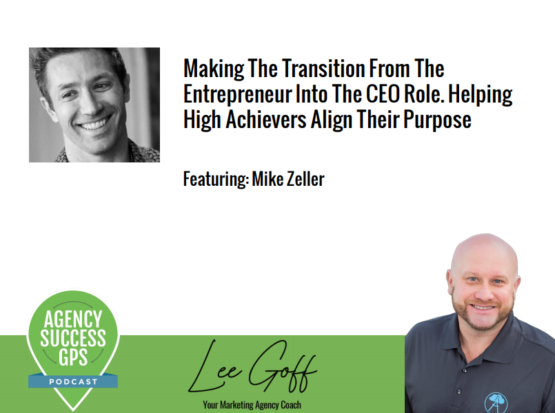 [PODCAST] – Mike Zeller – Twice Born – How a Crisis Can Remake You and Going From Entrepreneur to CEO