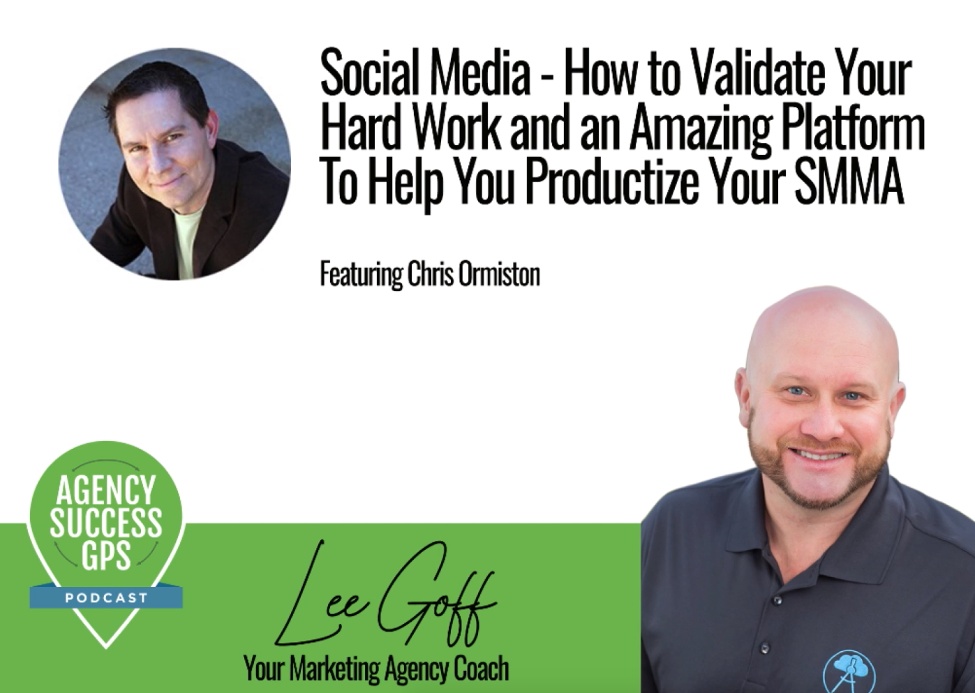 [PODCAST] – Chris Orimiston – How to Leverage Social Media to get New Clients!