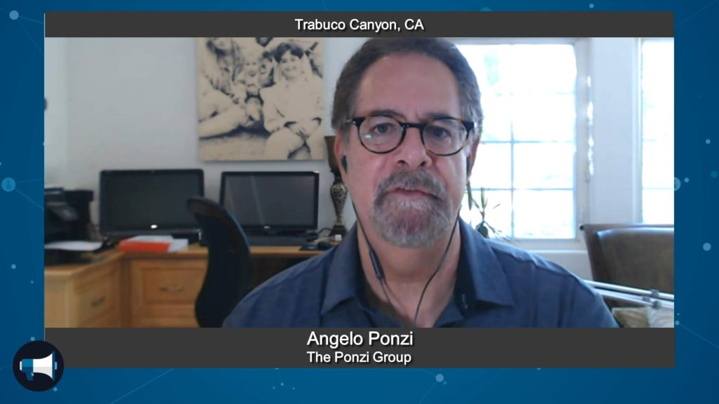 """""""Marketing Champions"""" with Angelo Ponzi from The Ponzi Group"""