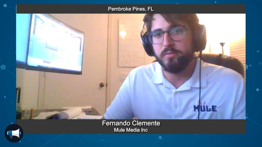 """""""Marketing Champions"""" with Fernando Clemente from Mule Media"""